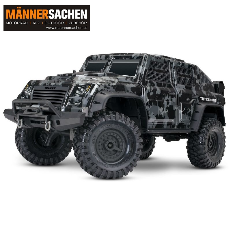 TRAXXAS Crawler TRX-4 TACTICAL (Military-Look) 1/10 Crawler 2.4G