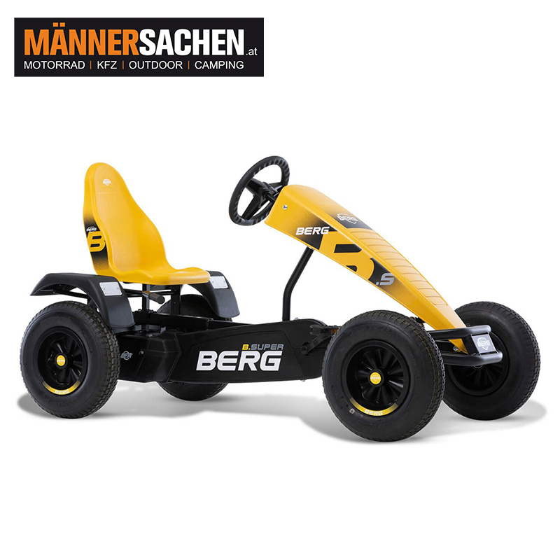 BERG GoKart XL B.Super Yellow BFR-3