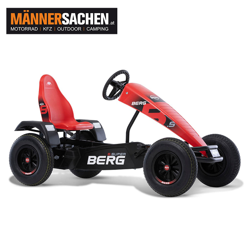 BERG GoKart XL B.Super Red BFR