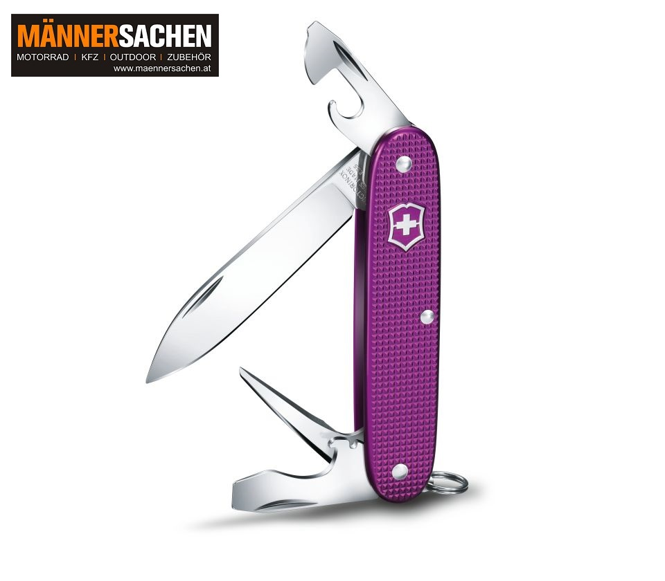 VICTORINOX PIONEER ALOX LIMITED EDITION 2016 Lagernd