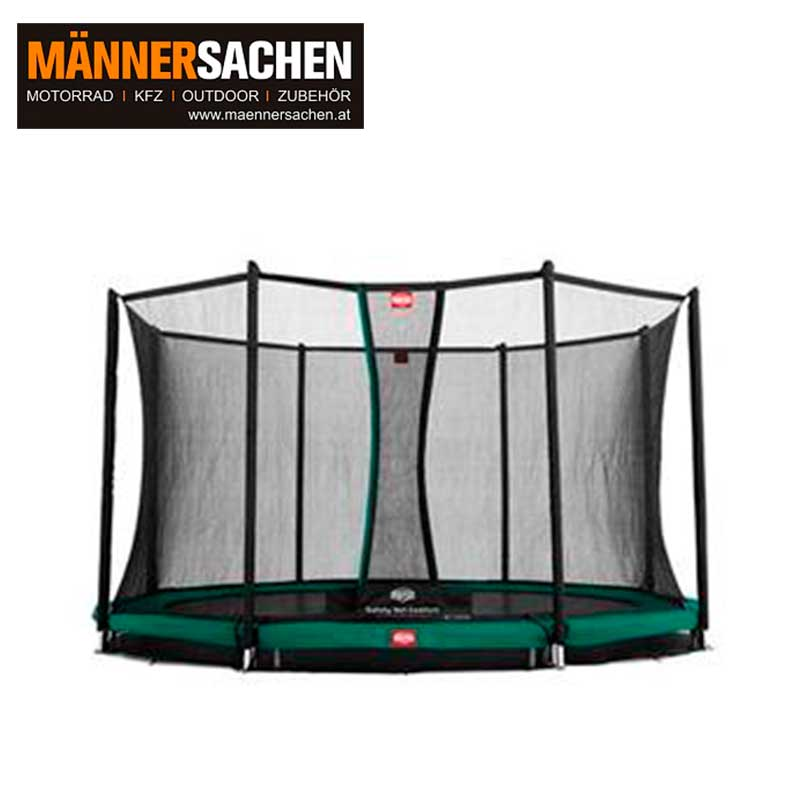 BERG INGROUND CHAMPION 430 + SICHERHEITSNETZ COMFORT