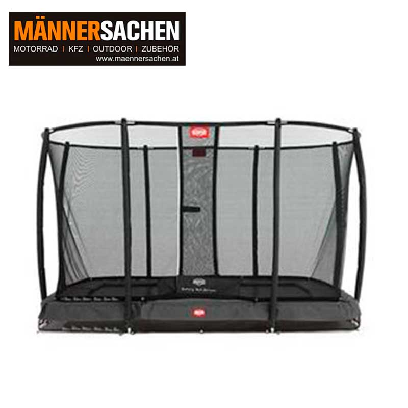 BERG INGROUND EAZYFIT GREY + SICHERHEITSNETZ DELUXE EAZYFIT