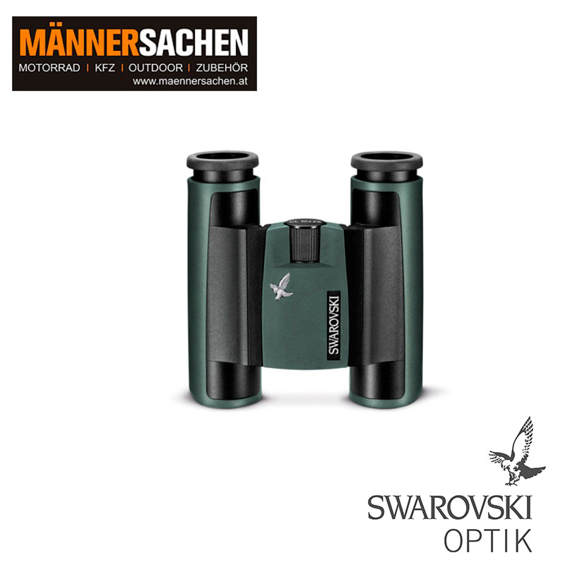 SWAROVSKI CL Pocket 10x25 B Grün Reise - Outdoor