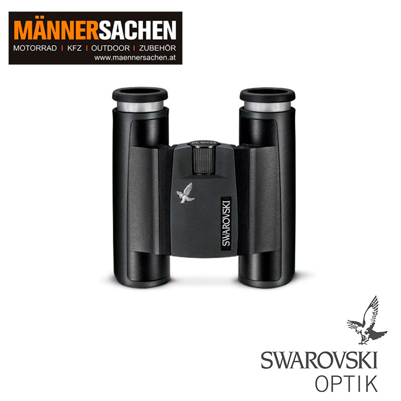 SWAROVSKI CL Pocket 10x25 B Schwarz Reise - Outdoor