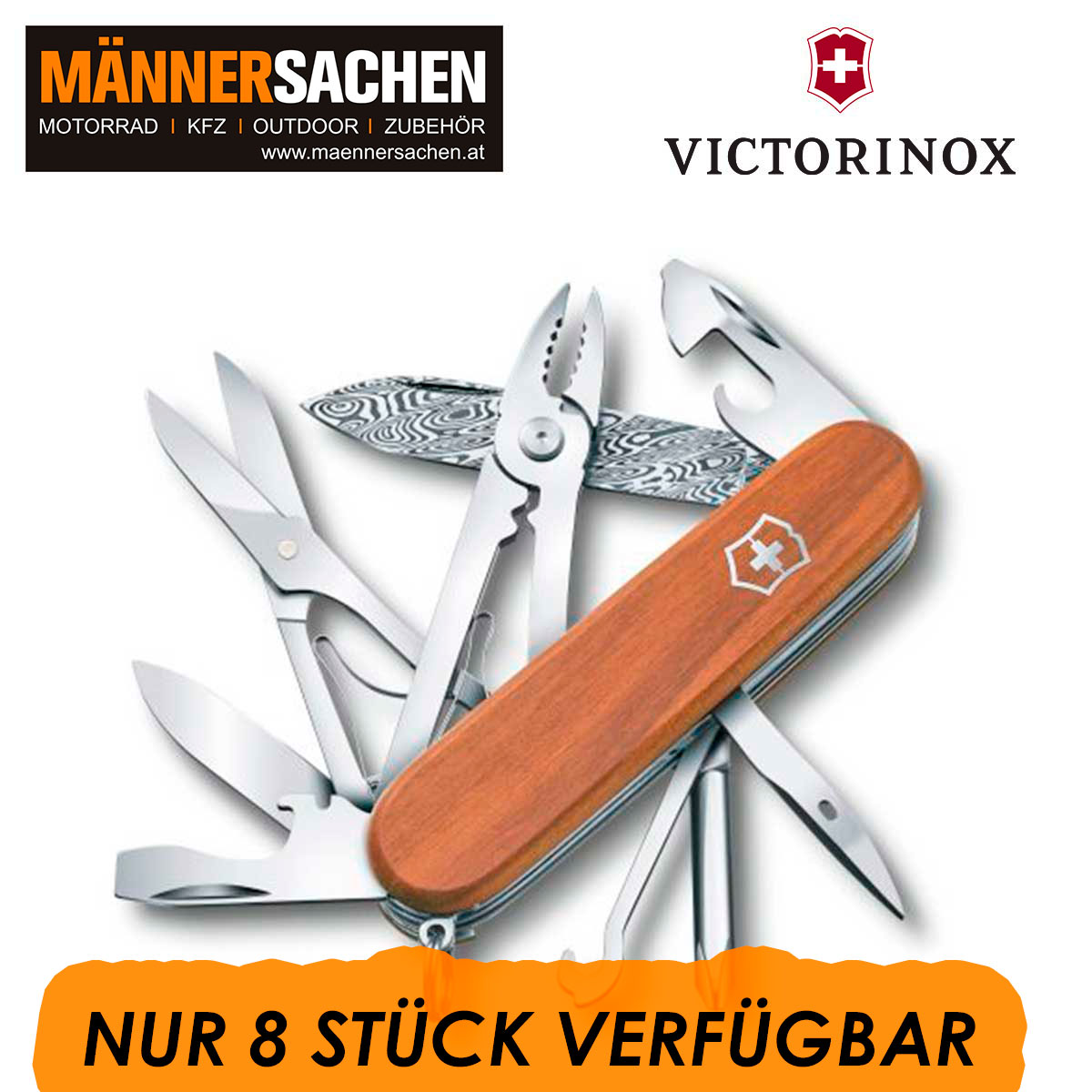Victorinox Deluxe Tinker Damast 2018 ! LIMITED EDITION !