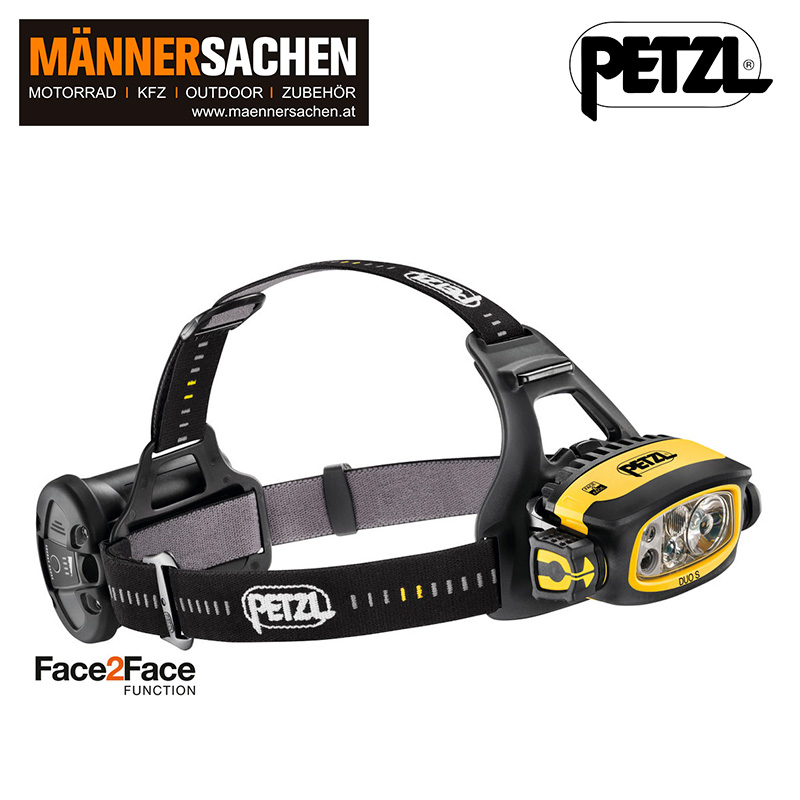"PETZL Stirnlampe ""Duo S"""