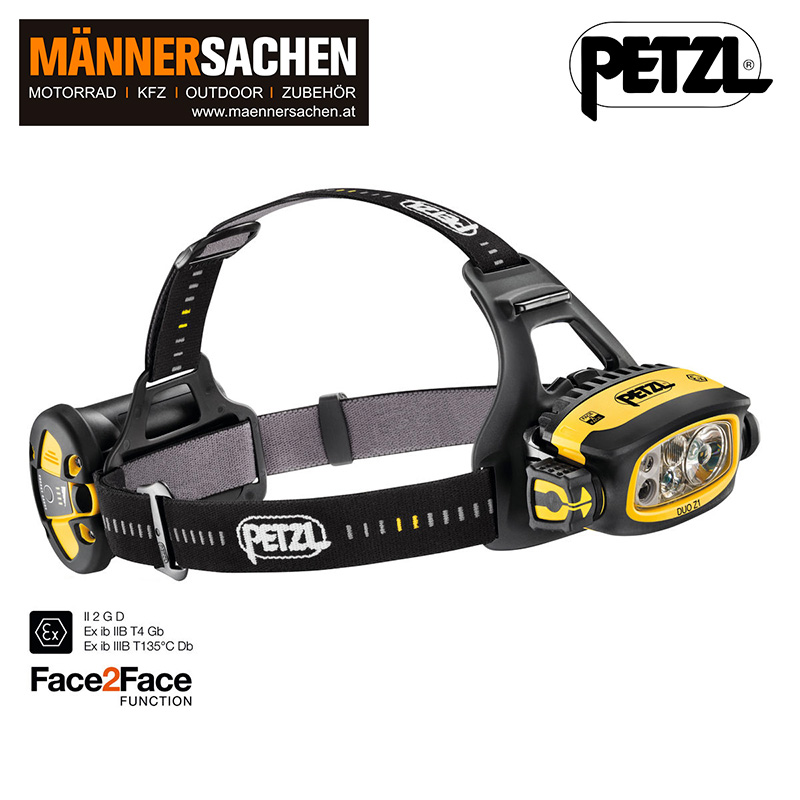 "PETZL Stirnlampe ""DUO Z1"""