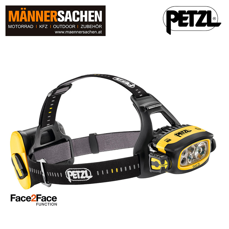 "PETZL Stirnlampe ""Duo Z2"""