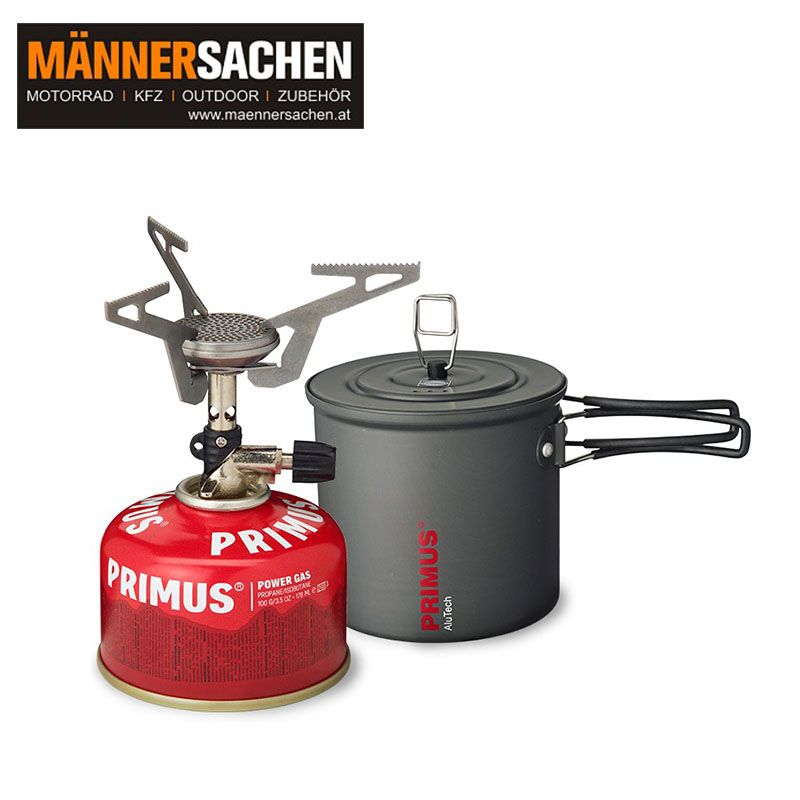"PRIMUS Gaskocher ""EXPRESS STOVE DUO"" im Kit"