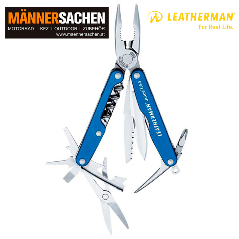 Leatherman Multi-Tool JUICE CS4