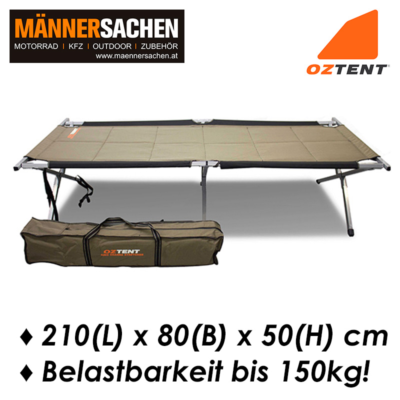 "OZTent Feldbett ""King Goanna Stretcher"""