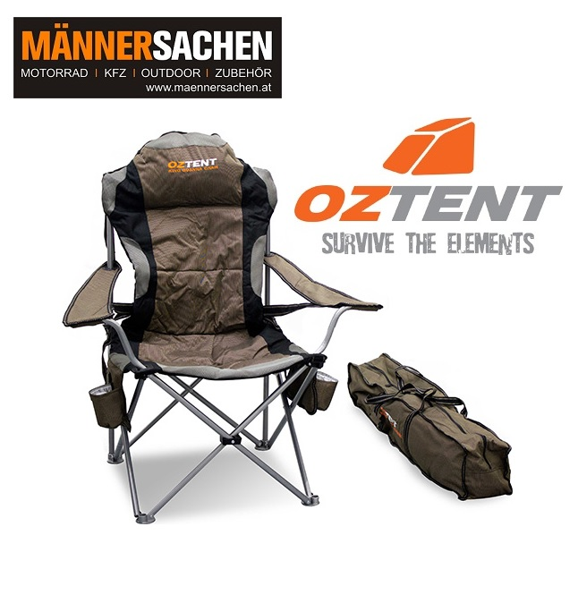 "OZtent Klappsessel Campingsessel ""King Goanna"""