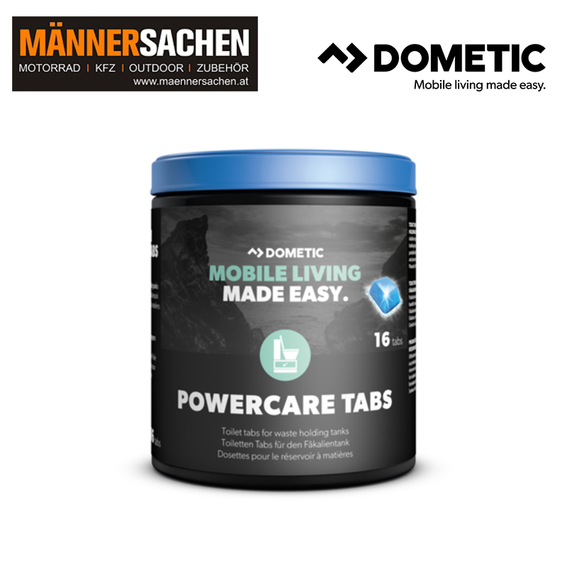 DOMETIC Powercare Tabs für Fäkalientanks