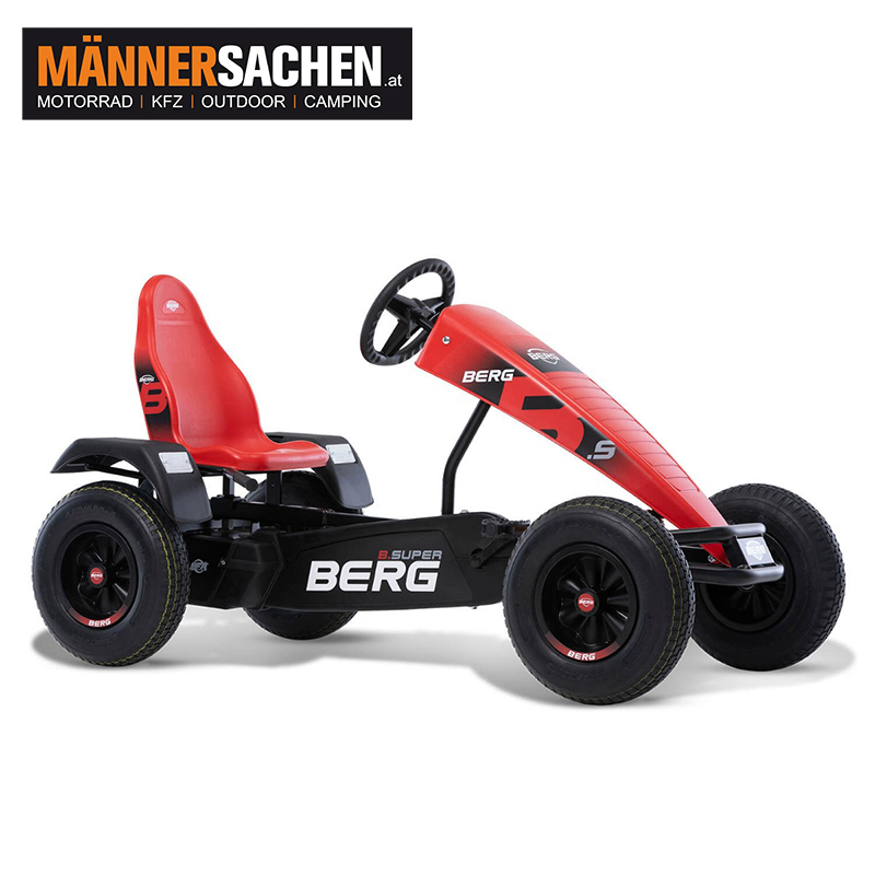 BERG GoKart XXL B.Super Red E-BFR