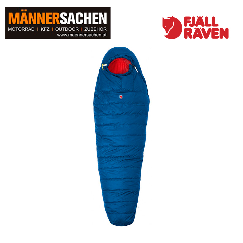 FJÄLLRÄVEN Schlafsack SINGI THREE SEASON LONG