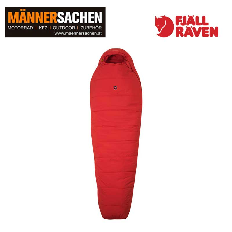 FJÄLLRÄVEN Schlafsack SKULE TWO  SEASON LONG